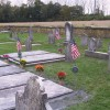 First settlers rest in Horner's Cemetery